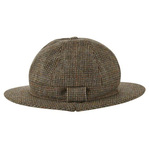 Tweed Stalker Hat, 2017 - TW1