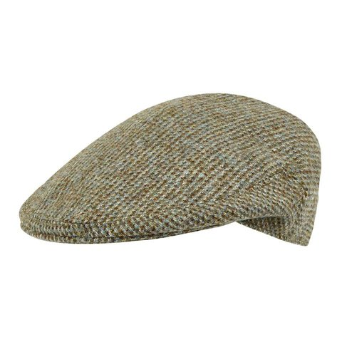 Garforth Cap - Shaw Tweed