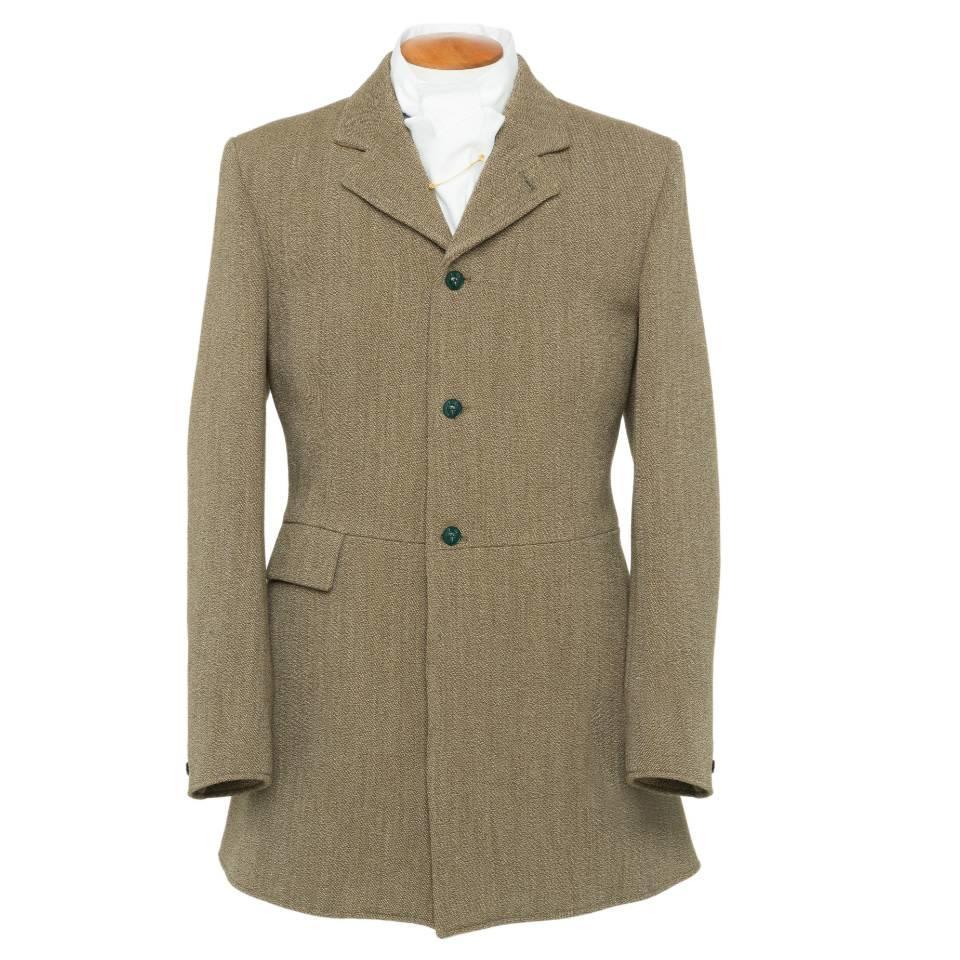 Ladies Hunt Coat - Keepers Tweed