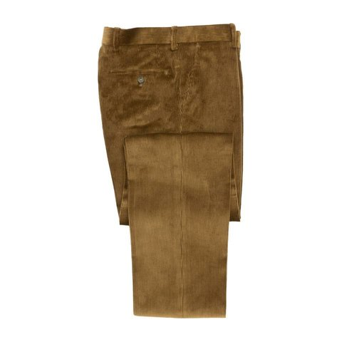 Heavyweight Corduroy Trousers - Tan