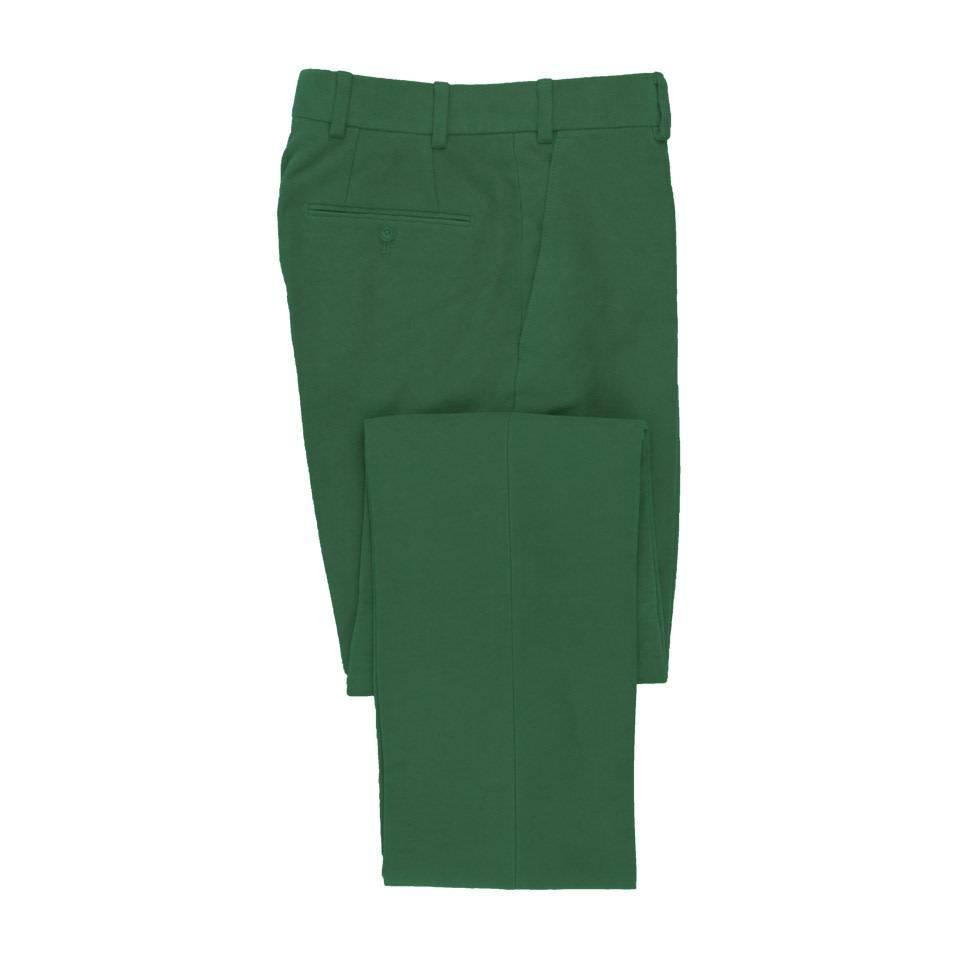Moleskin Trousers - Green