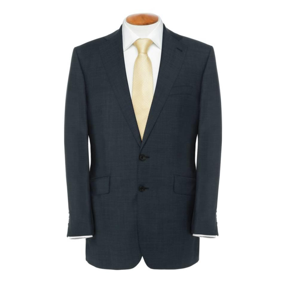 Eaton Suit - Pinhead - Loro Piana Cloth