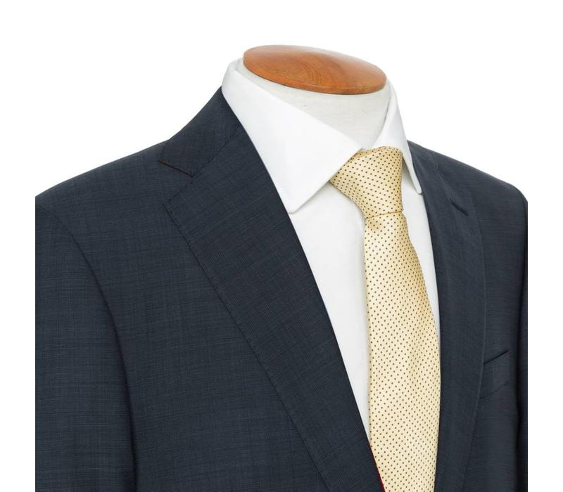 Lightweight City Suit, Pinhead, made with Loro Piana Cloth