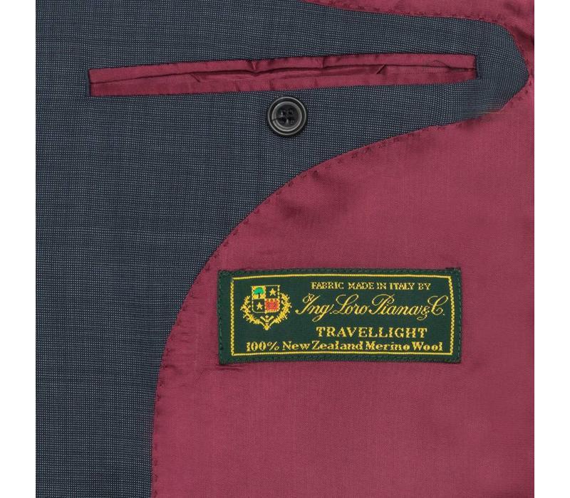 Eaton Suit - Pinhead - Loro Piana Cloth