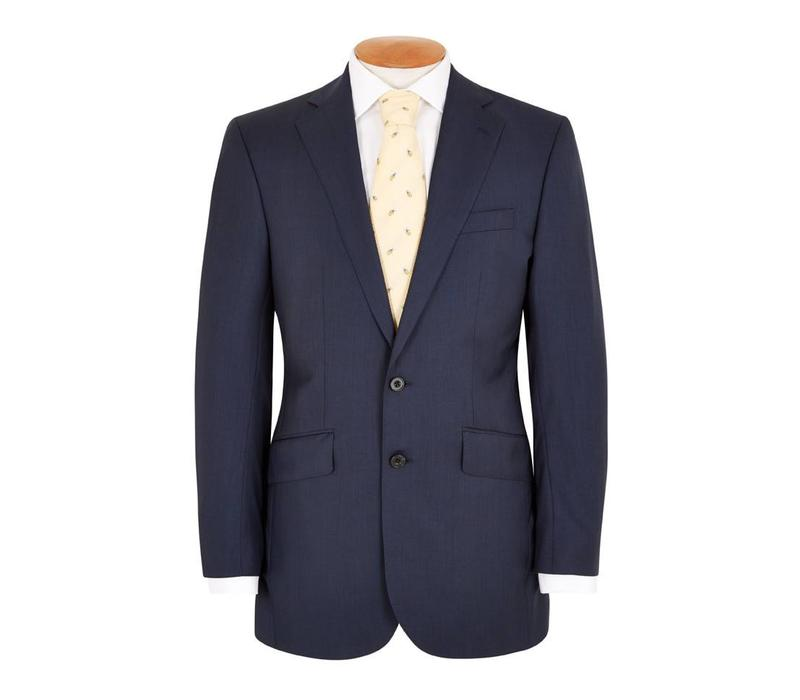 Lightweight City Suit, Prince of Wales, made with Loro Piana Cloth