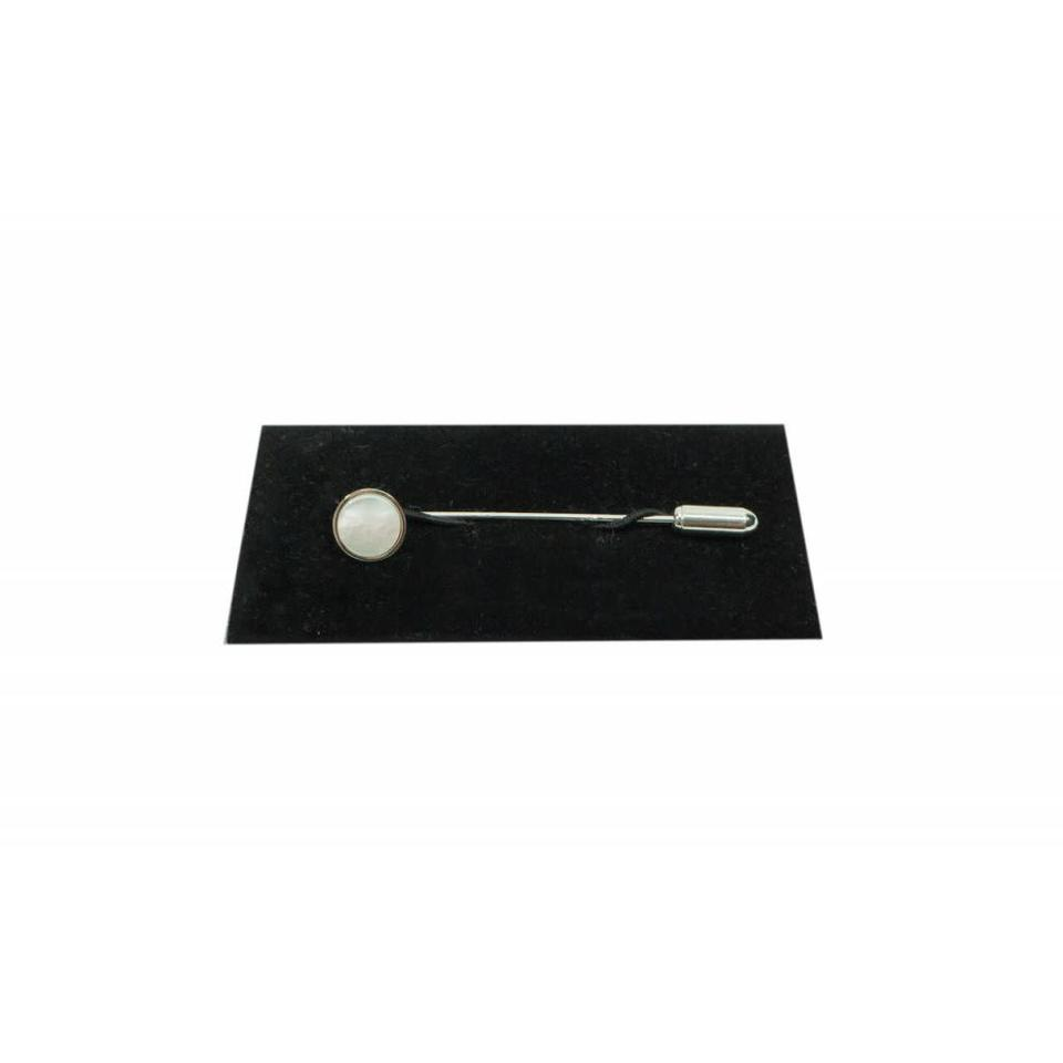Tie Pin, Mother of Pearl