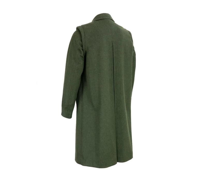 Tyrol Loden Coat - Green