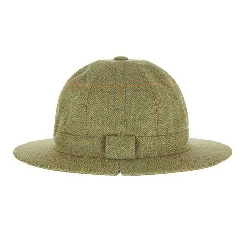 Tweed Stalker Hat, 2015 - TW6