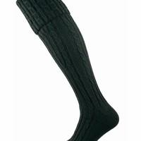 Skye Cashmere Shooting Sock - Glen Vale