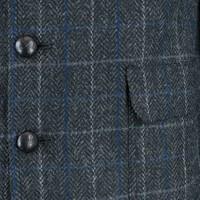 Tweed Teba Jacket - Grey