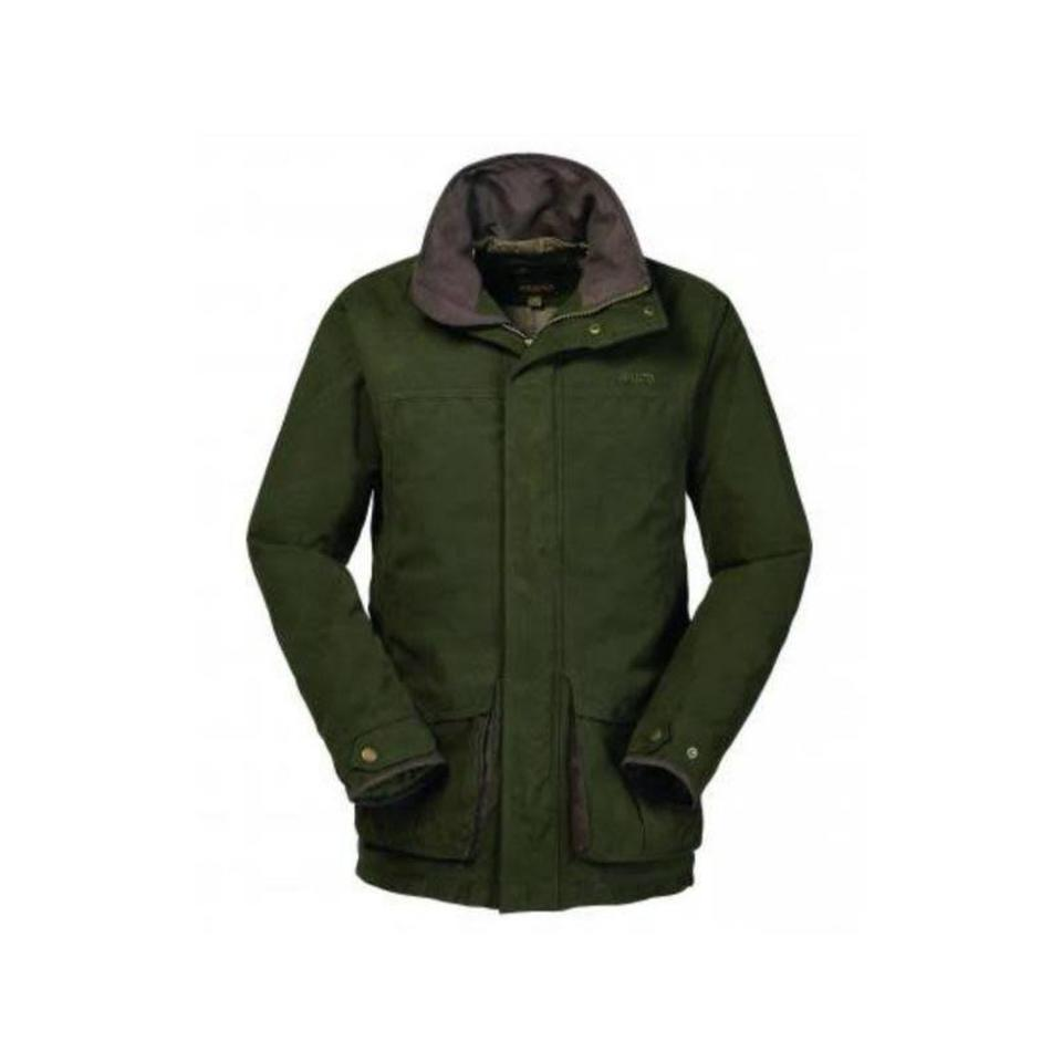 Ladies Musto Whisper Jacket - Moss Green