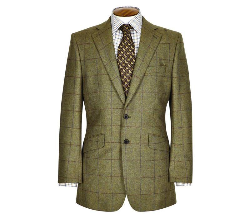 Eaton Jacket - Leith Tweed