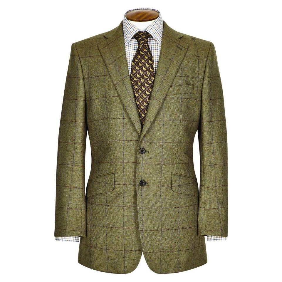 Leith Tweed Jacket