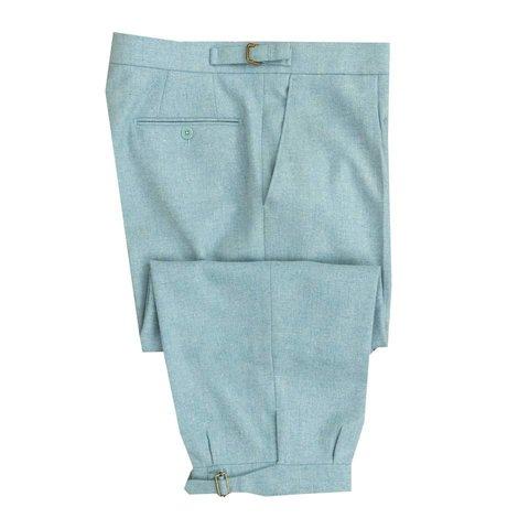 Blue Tweed Breek