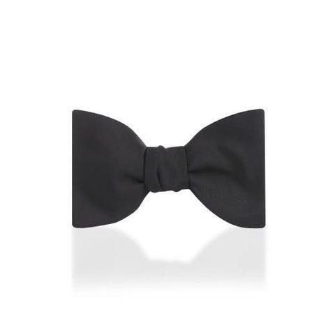 Ex-Rental Barathea Bow Tie