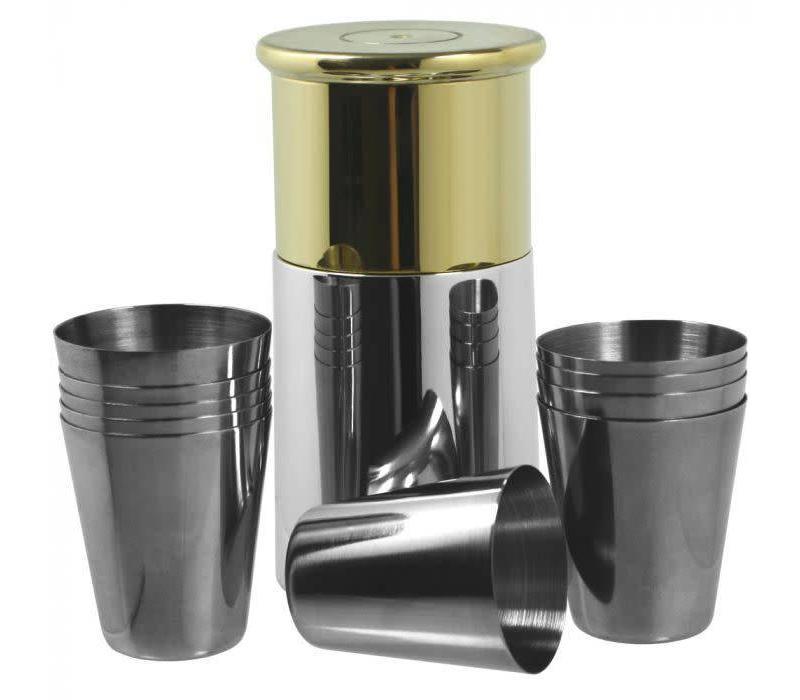 Cartridge Travel Cup Set