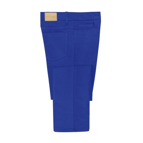 Moleskin Jeans, Atlanta Blue