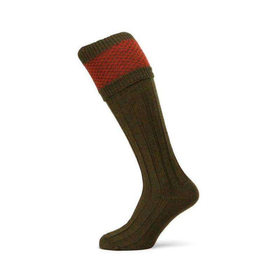 Penrith Shooting Socks - Regal