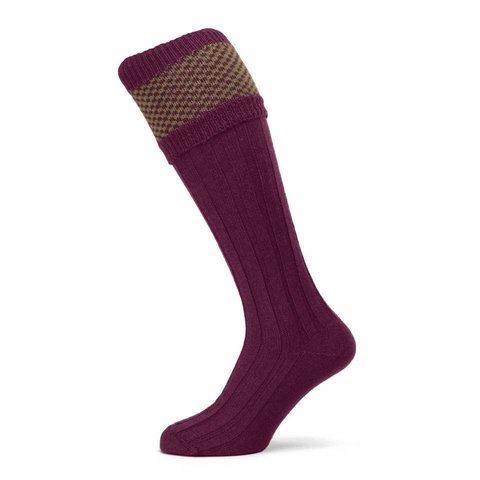 Penrith Shooting Socks - Sage