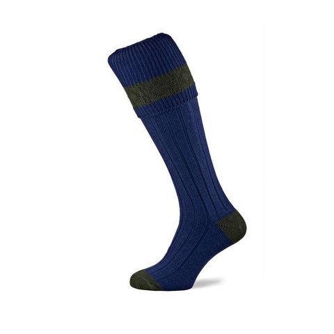 Byron Shooting Socks - Royal Blue