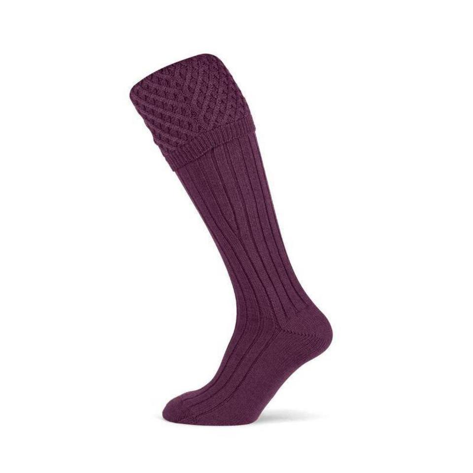 Chelsea Shooting Socks - Clarat
