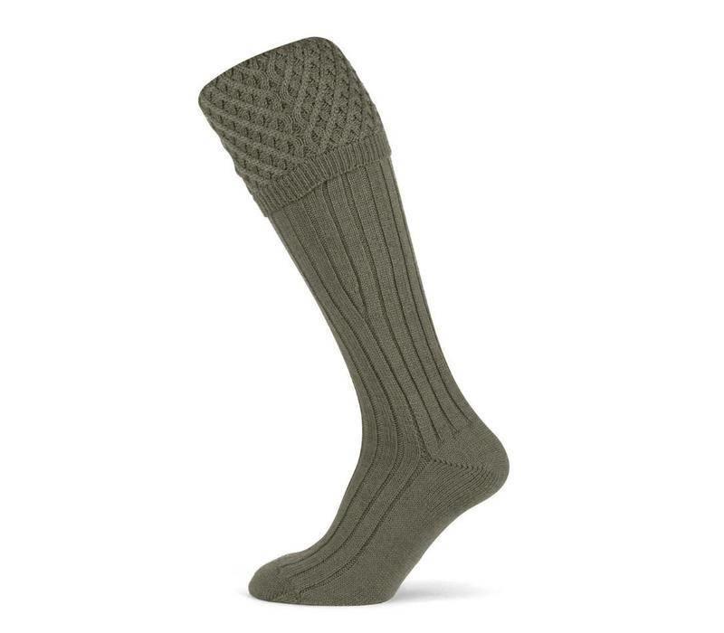 Chelsea Shooting Socks - Loden