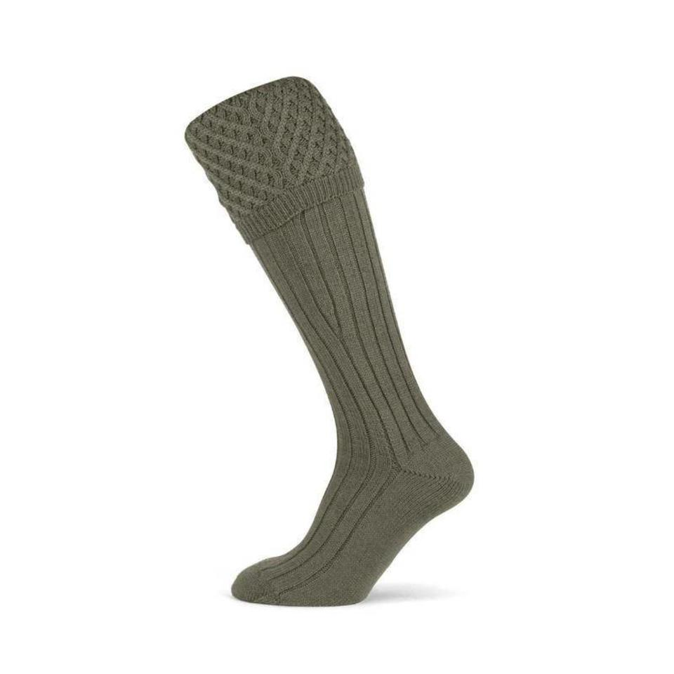 Chelsea Shooting Socks - Loden