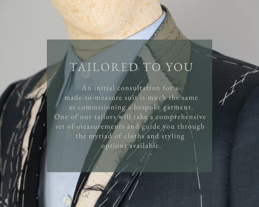 Made-To-Measure - Oliver Brown