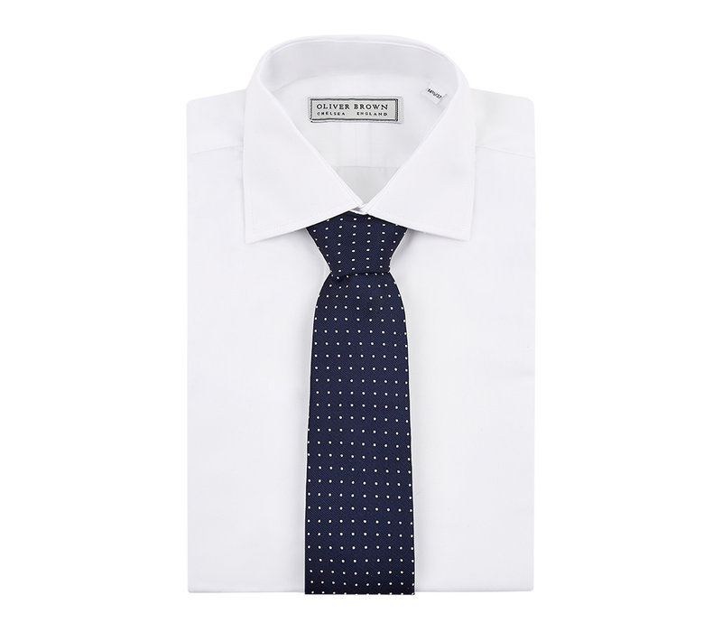 City Shirt, Poplin - White