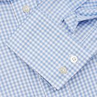 Gingham Shirt - Sky