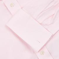 Herringbone City Shirt, Slim Fit - Pink