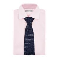 Herringbone City Shirt - Pink