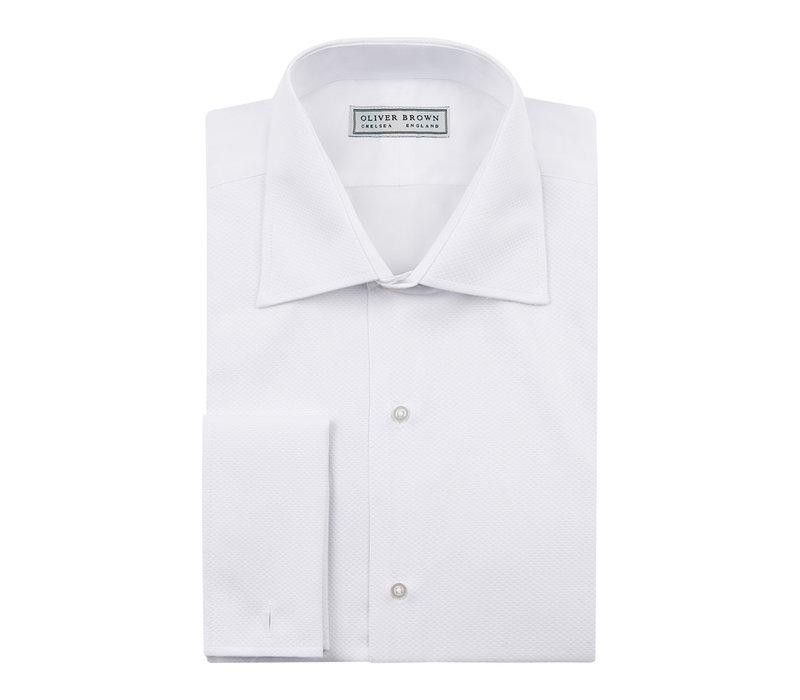 Ex-Rental Dress Shirt - Classic Collar