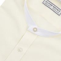 Mens Hunting Shirts - Cream