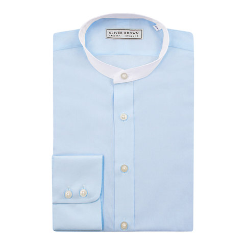 Mens Hunting Shirts - Pale Blue