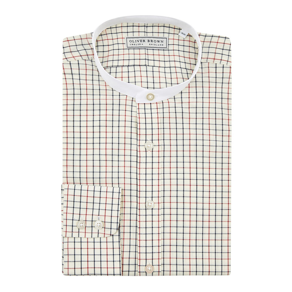 Ladies Hunting Shirts - Tattersall Check