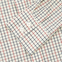 Mens Hunting Shirts - Tattersall Check
