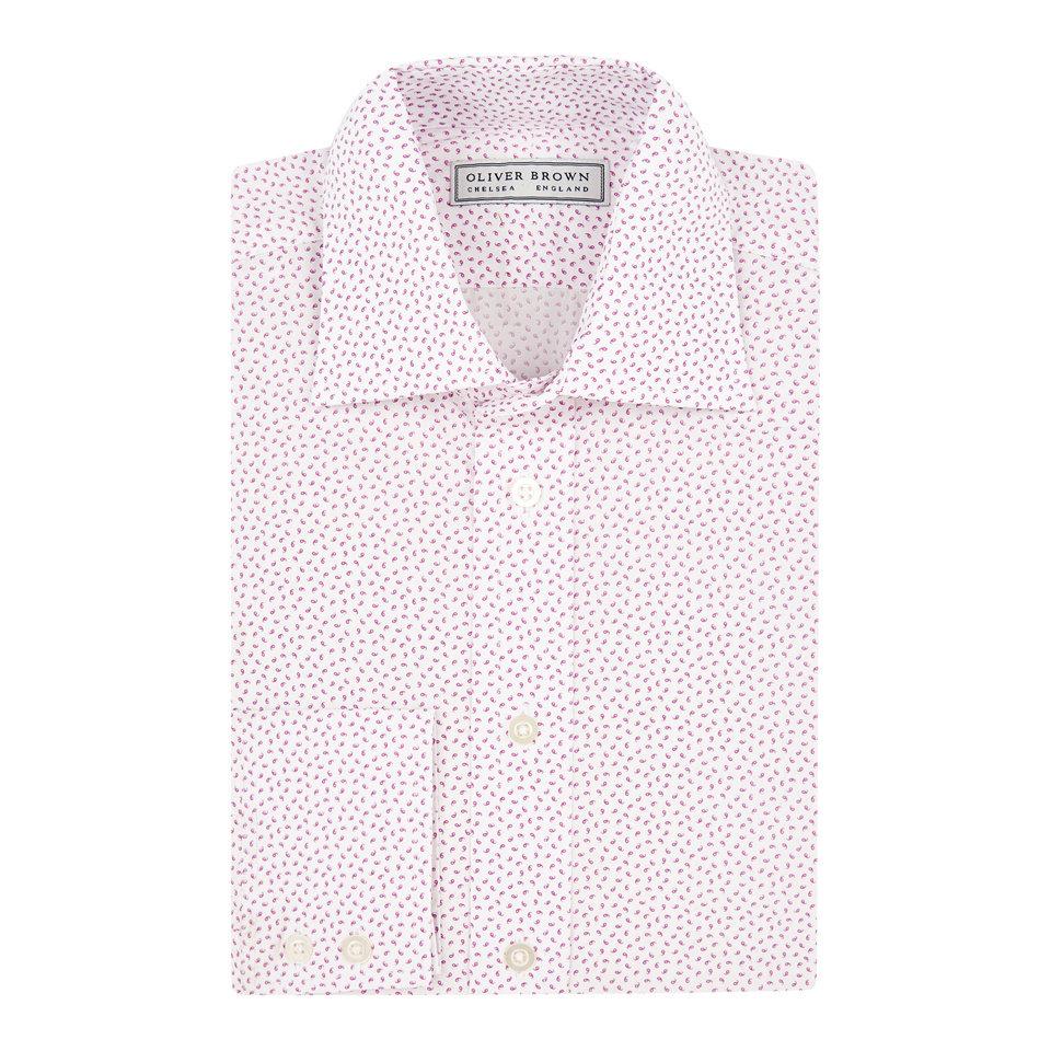 Paisley Patterned Shirt