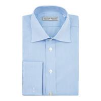 Pencil Stripe City Shirt - Blue