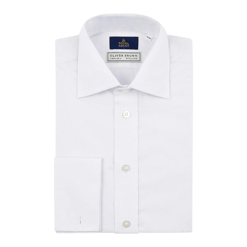 Royal Ascot Shirt - White