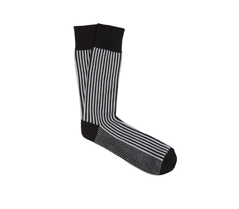 Vertical Stripe Socks