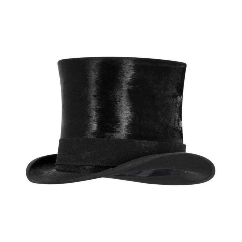 Antique Silk Top Hat