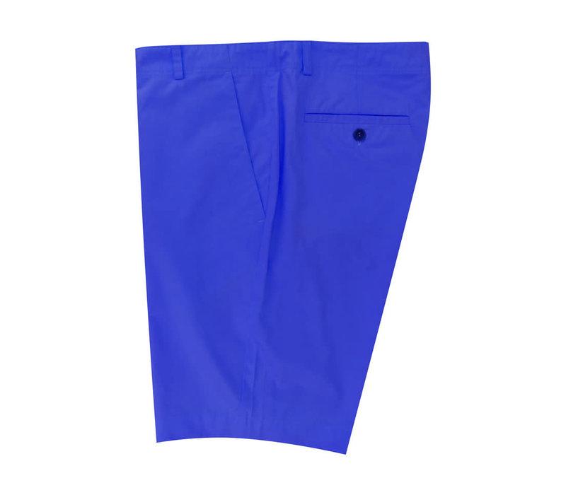 Lightweight Cotton Shorts - Royal