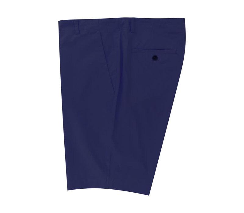 Lightweight Cotton Shorts - Navy