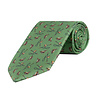 Green Riding Crop / Jockey Hat Tie