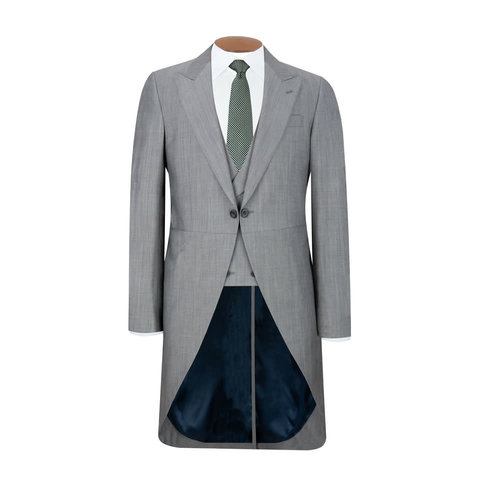 Morning Coat - Lightweight Grey