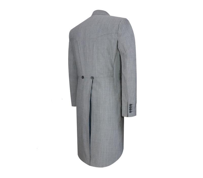 Morning Coat - Grey Mohair