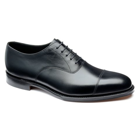 Aldwych Black Oxfords