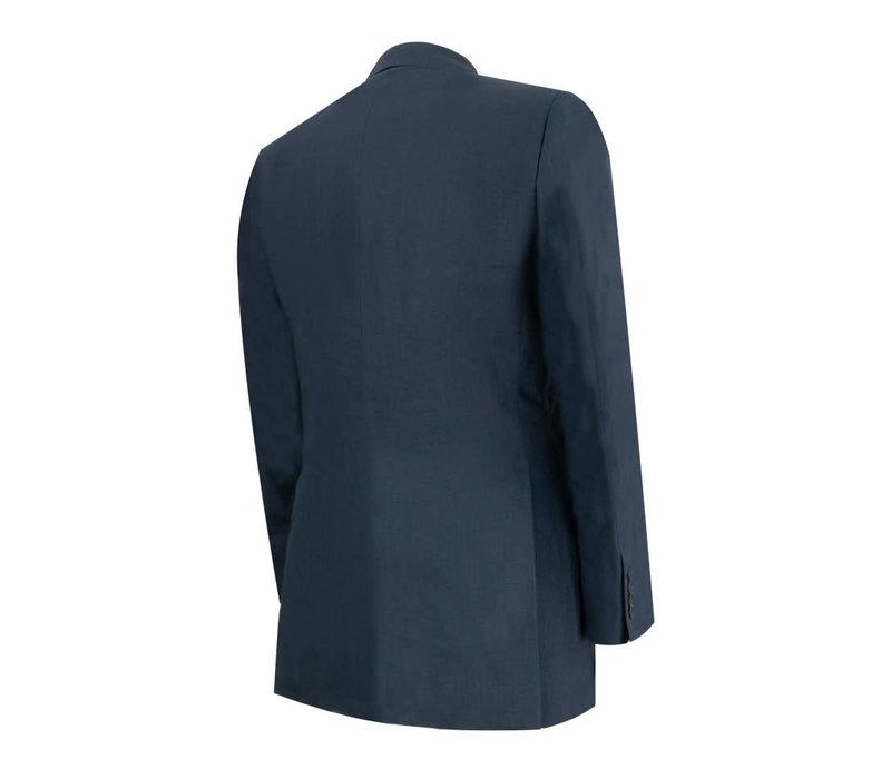 Sydney Jacket - Navy Linen