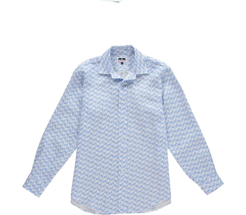 Love Brand & Co. Limited Edition Linen Shirt - Plain Sailing